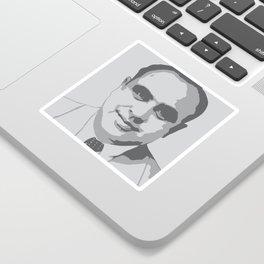 """Al """"Scarface"""" Capone Graphic Sticker"""