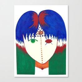 Long Canvas Print
