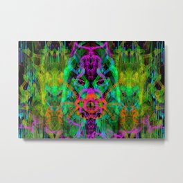 A Trinitarian From Hoag's Object (scifi, visionary) Metal Print
