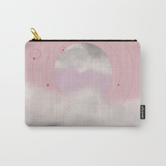 Floating in Clouds Carry-All Pouch