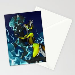 i put a spell on you Stationery Cards
