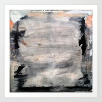 The One Day Abstract Art Print