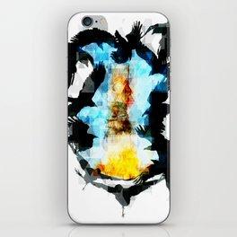 Twelve Crows iPhone Skin