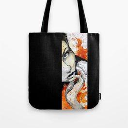 Jean by carographic, Carolyn Mielke Tote Bag