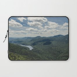 Lower Ausable Lake from Colvin Laptop Sleeve