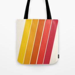 Cool Beans - 70's retro throwback art stripes motif decor hipster Umhängetasche