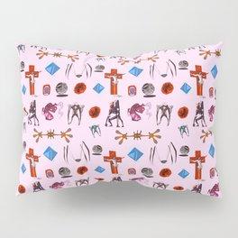 Evangelion Angels Pattern Pillow Sham