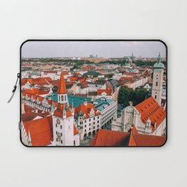 Hues Line is it Anyway? | Munich, Germany Laptop Sleeve