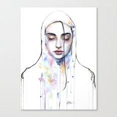 Habibi (nudity) Canvas Print