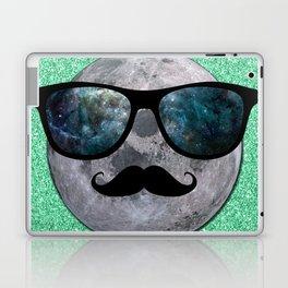 HIPSTER MOON Laptop & iPad Skin