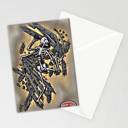 """""""Broken Angel"""" Darrell Merrill #45 Stationery Cards"""