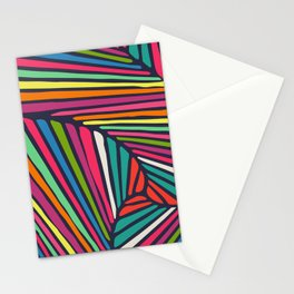 African Style No4 Stationery Cards