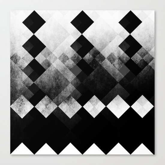 Abstract XVI Canvas Print