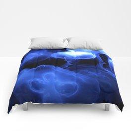 jelly fish Comforters