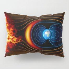 Globe Shield Pillow Sham