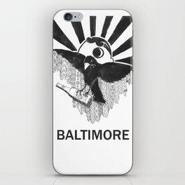 Boboh Baltimore iPhone Skin