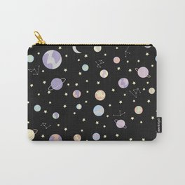 Suddenly - Space Pattern Carry-All Pouch