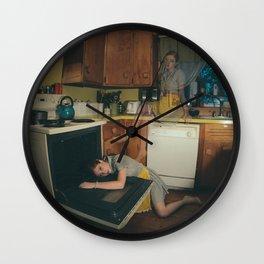 Suffocation Wall Clock