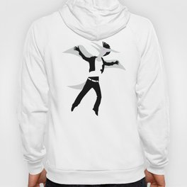 Courting Pterodactyls  Hoody