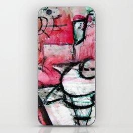 breaking the house iPhone Skin