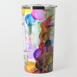Put On Your Crown Travel Mug