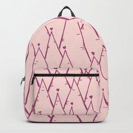 Shooting love_Pale Backpack