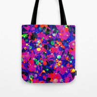80s Tote Bags featuring 80S by RUEI