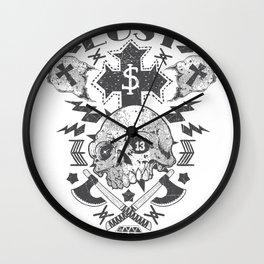 Lustful Wall Clock