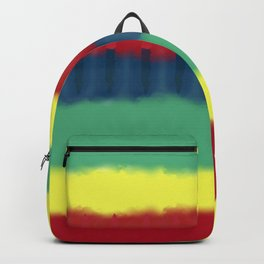 Tie Graphic Backpack