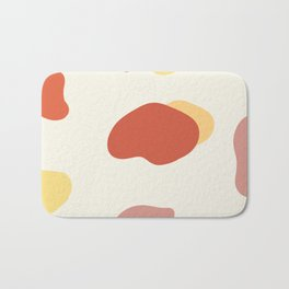 If a Sunset Melted Into Puddles Bath Mat