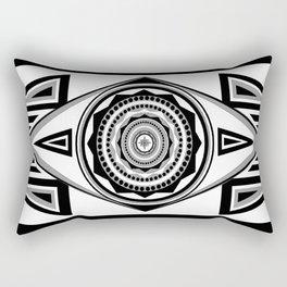 aztek eyez Rectangular Pillow