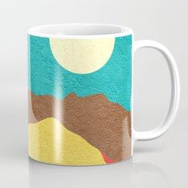 Retro Mountains Coffee Mug
