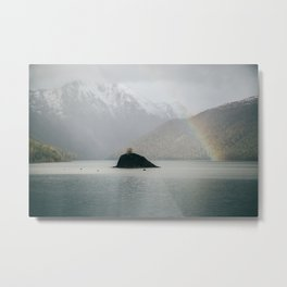 Coldwater Lake Metal Print