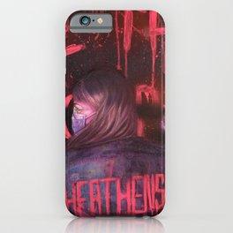 We The Heathens iPhone Case