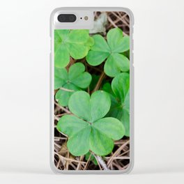 Good luck Clear iPhone Case