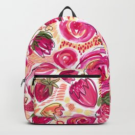 Messy Love  Backpack