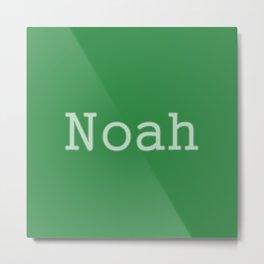 Noah Metal Print
