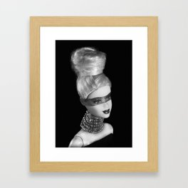 Fe Framed Art Print