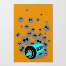 Pest Control Canvas Print