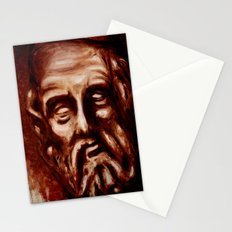 Plato Stationery Cards