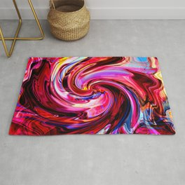 Melting Candy Rug