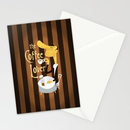 The Coffee Lover Stationery Cards
