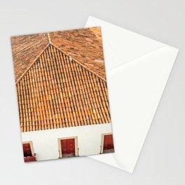Olinda's roof Stationery Cards