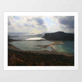 Crete, Greece 3 Art Print