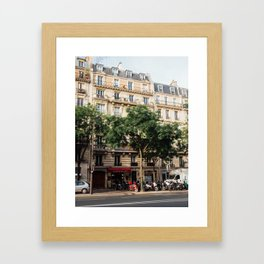 Chocolat, Paris, France Framed Art Print