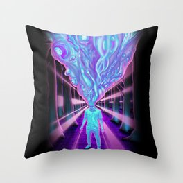 KiddoXP Throw Pillow