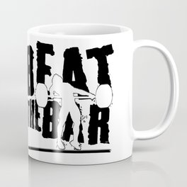 Beat The Bar Coffee Mug