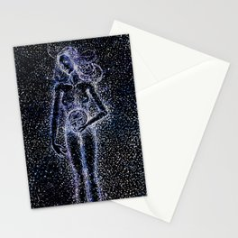 Nuit - The Starry Goddess Stationery Cards
