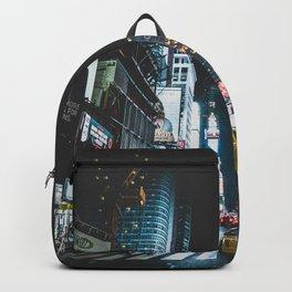 New York city night Backpack
