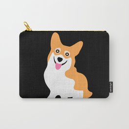 Cute Little Corgi Carry-All Pouch